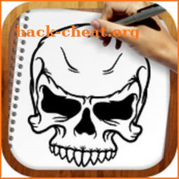Learn to Draw Skulls Tattoo icon