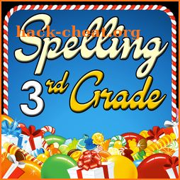 Learning English Spelling Game for 3rd Grade FREE icon