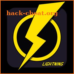Lightning Camera - take pictures of lightnings icon