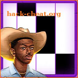 Lil Nas X Old Town Road Billy Ray Cyrus Piano Tile icon
