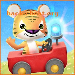 Little Tiger - Firefighter Adventures icon