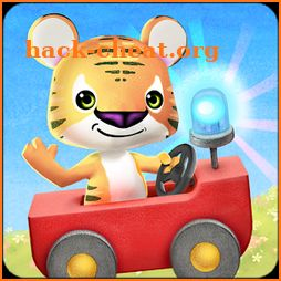 Little Tiger - Mini Kids Games icon