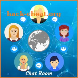 Live Chat Rooms - Find Friends icon