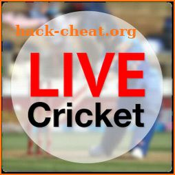 live cricket tv HD streaming icon