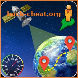 Live Earth View Map - Global Satellite, Speed Cams icon