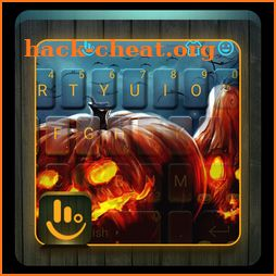 Live Halloween Night Keyboard Theme icon