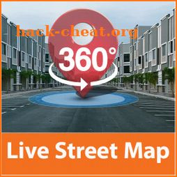 Live Street View GPS Route Navigation: World Atlas icon
