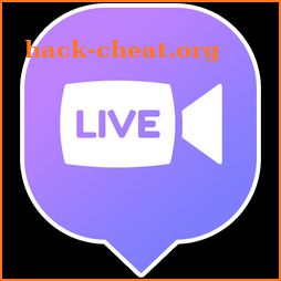 Live video chat-free live talk app icon