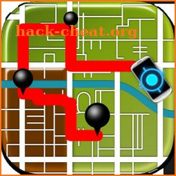 Location Tracker - Maps GPS Track & Location Trace icon