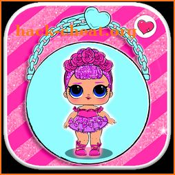 LOL Game Of Collectible Ball :Dolls Surprise POP 2 icon