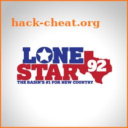 LoneStar 92 - The Basin's #1 for New Country icon