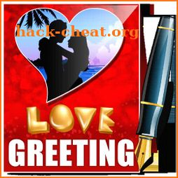 Love Greeting Cards Maker Romantic eCards Editor icon
