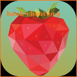 Low Poly Coloring  Art icon