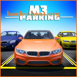 M3 Car Parking 2019 : Real Driving icon