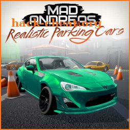 Mad Andreas - Realistic Parking Cars icon