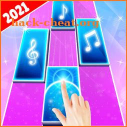 Magic Music Piano : Music Games - Tiles Hop icon