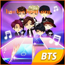 Magic Piano Tiles BTS - New Songs 2018 icon