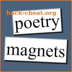 Magnetic Poetry: Word Magnets for Creative Writing icon