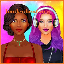 Makeover Games: Shopaholic - Dress Up & Makeup icon