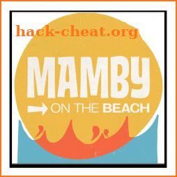 Mamby on the Beach icon