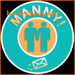MANNY - Anonymous Stranger Gay Chat icon