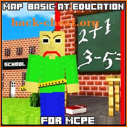 Map Basic at Education for MCPE icon