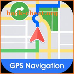 Maps GPS Navigation – Route Directions, Locations icon