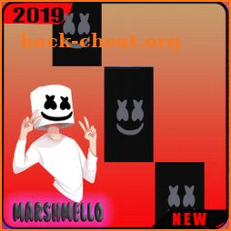 Marshmello Alone Piano Tiles 2019 icon