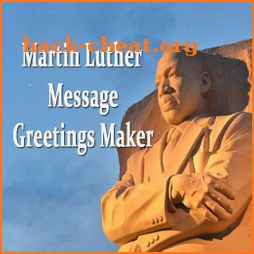 Martin Luther King Jr. Greetings Maker For Wishes icon