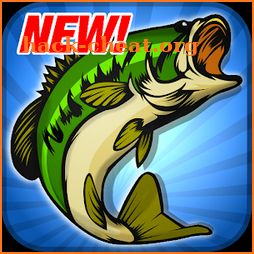 Master Bass Angler: Free Fishing Game icon