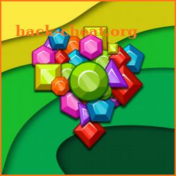 Match 3 Puzzle Quest - Jewel Games Free icon