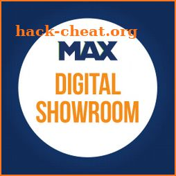 MAX Digital Showroom icon