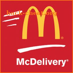 McDelivery UAE icon