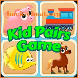 Memory Game / Pairs for Children icon