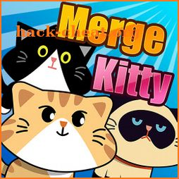 Merge Kitty – Cat Collect & Idle Coin Maker icon
