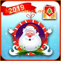 Merry Christmas HD Greeting Card + Latest Stickers icon