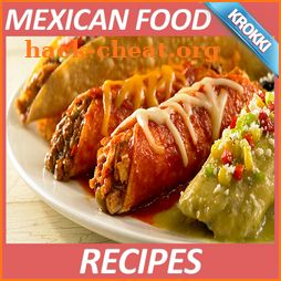 Mexican Food Recipes icon