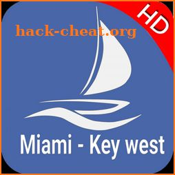 Miami To Keywest Offline GPS Nautical Charts icon