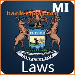 Michigan All Laws 2019 (free offline) icon