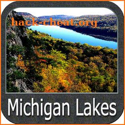 Michigan Lakes GPS Navigator icon