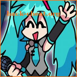 Miku New Mod In Friday Night Music icon