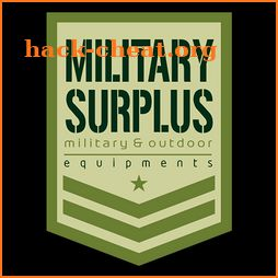Military Surplus SHOP icon