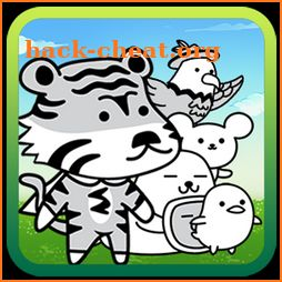 Milky Animals Cute Game icon