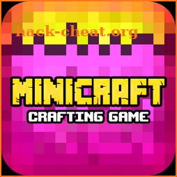 MiniCraft crafting adventure and exploration icon