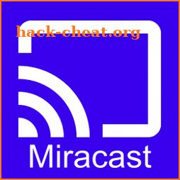 Miracast (Wireless Display) icon