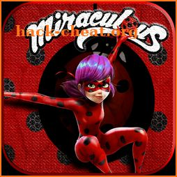 Miraculous Ladybug FREE Adventure 3D icon
