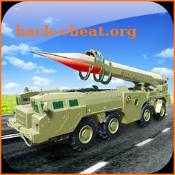 Missile Attack Army Truck 2018 Free icon