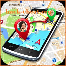 Mobile Number Location Tracker:Offline GPS Tracker icon