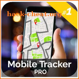 Mobile Tracker PRO 🌎 Phone Locator by Number icon
