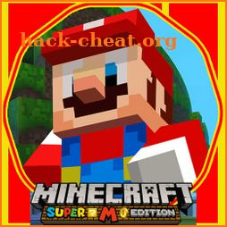 Mod super mario world Minecraft PE icon